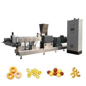 Quality 2D 3D Snack Pellet Extrusion Food Machinery