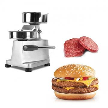 Commercial Automatic Burger Beef Patty Press Making Machine Maker