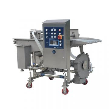Full Set Industrial Automatic Hamburger Bun Production Line China Manufacturer