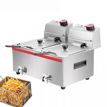 1000W Electric Deep Fryer with Stainless-Steel Basket