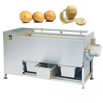 Mstp-80 Factory Price High Efficiency Industrial Potato Washing Peeling Machine Fish Skin Peeler