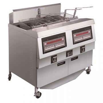 New Automatic Henny Penny Type Electric Chicken Pressure Industrial Deep Fryer