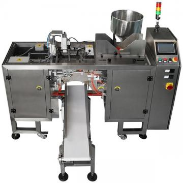 Automatic Single Block Fried Instant Noodle/ Cup Cake/ Bread/ Biscuit/ Small Food Horizontal Pouch Bag Packing Packaging Wrapping Machine