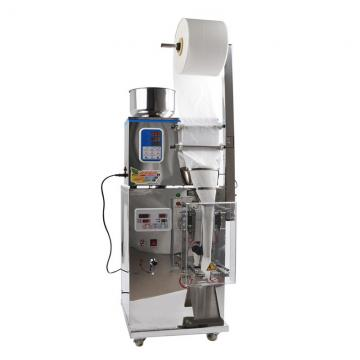 Full Automatic Small Cereal Seed Rice Grain Granule 1 Kg Sugar Bag Pouch Packing Machine