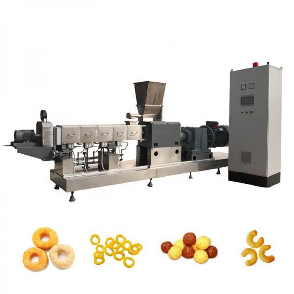 Quality 2D 3D Snack Pellet Extrusion Food Machinery #1 image