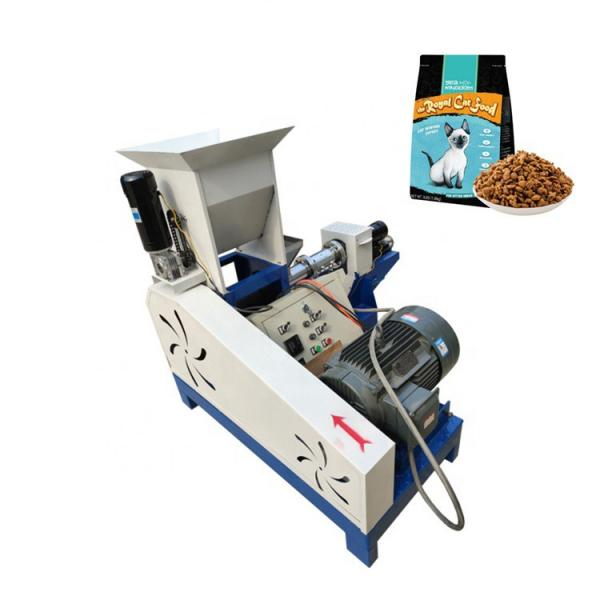 Turnkey Dog Pet Chewing Treats Snack Food Making Extruding Machine #1 image
