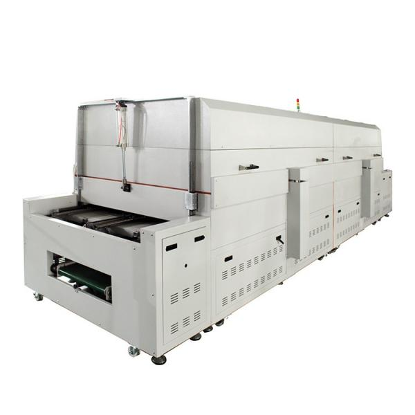 Automatic Belt Type Hot Air Drying Machine/Tunnel Dried Room #1 image