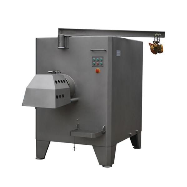 Large Meat Grinder for Meat Food Used in Meat Processing Line/Used for Meat Paste or Raw Meat and Meatball Processing/Large Quantities of Catering Processing #1 image