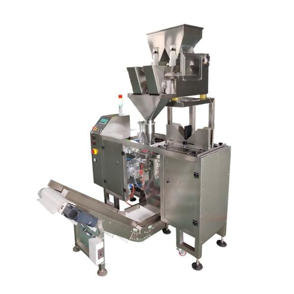 Automatic Plastic Film 1 Kg Back Seal Washing Detergent Powder Auger Bag Pouch Filling Packing Machine #1 image