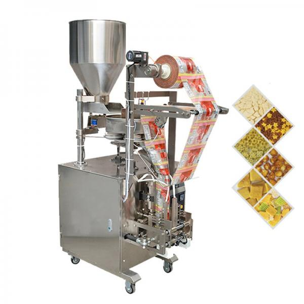 Fully Automatic 1 Kg Soap Washing Powder Pouch Packing Machine #1 image