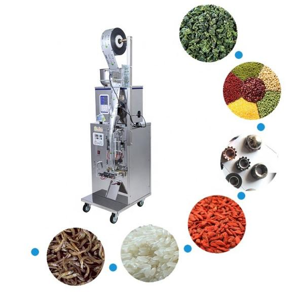 Flow Packaging Biscuit Automatic Cereal Bar Packing Machine #1 image