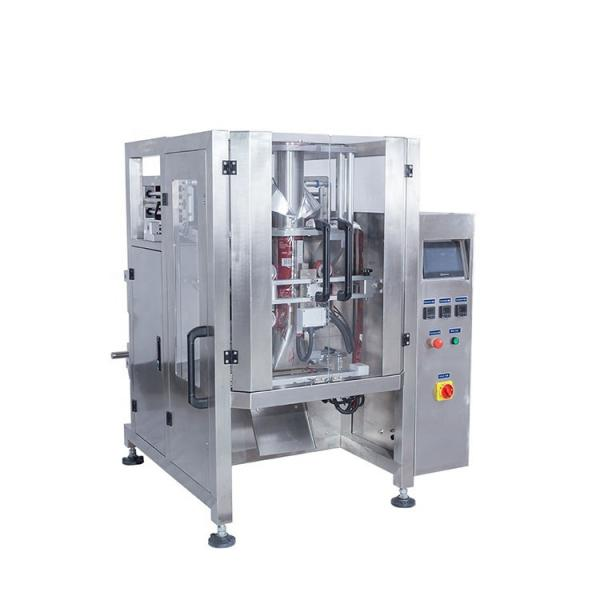 Automatic High Speed Cereal Bar Pillow Flow Packaging Machine #1 image