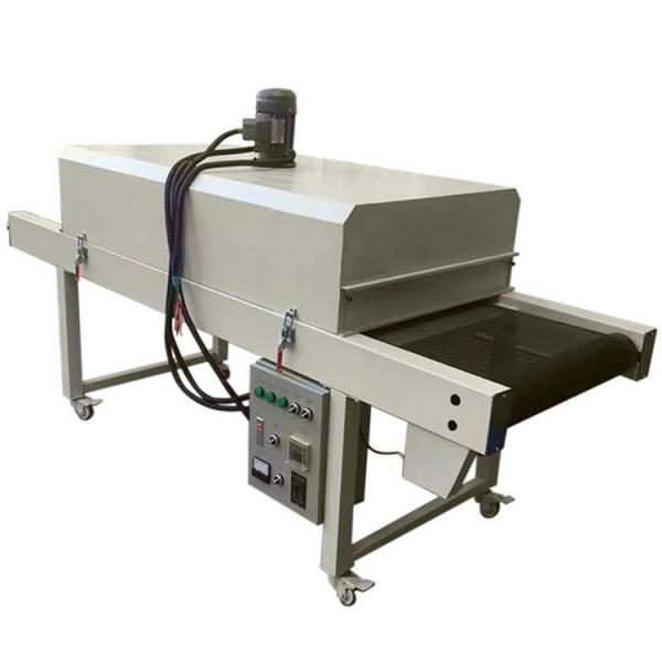 IR Hot Drying Tunnel Drying Oven Dryer Machine for Plastic Sheet Screen Printing #1 image